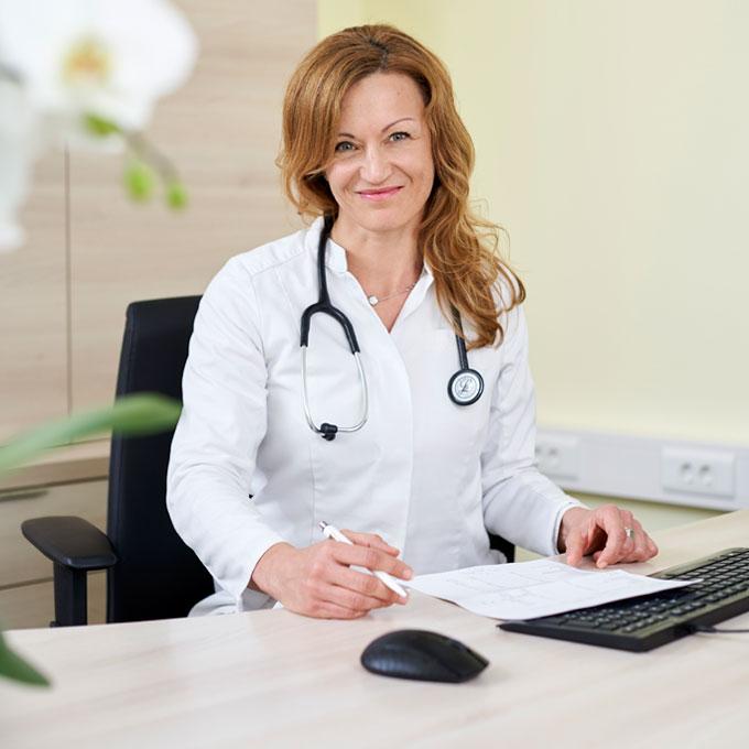 Dr. med. Marlene Spallek - Fachärztin
