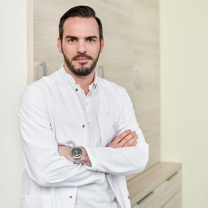 Dr. med. Christian Lunow - ärztlicher Leiter